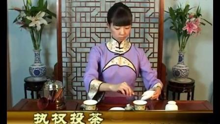 茶艺表演-茶道教程-功夫茶8