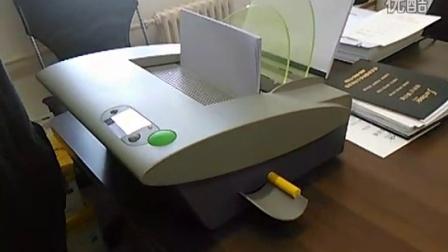 【速背克脊条装订机】如何使用脊条装订机减页的操作演示