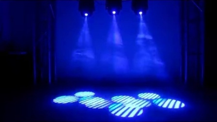 90W效果视频90W led moving head effect video