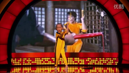 Little Big Shots - Baby Bruce Lee