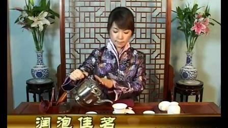 茶艺表演-茶道教程-功夫茶(5)
