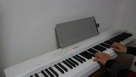 哆啦A梦 机器猫 钢琴原版 _tan8.com
