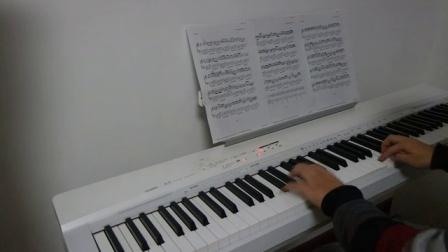 卡农原版钢琴曲 Variat_tan8.com