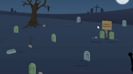 龚市长史上最离奇的火柴人事件5别去墓地