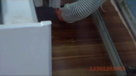 青岛速霸数控开料机 定制橱柜板式家具生产线 数控排钻打孔加工视频