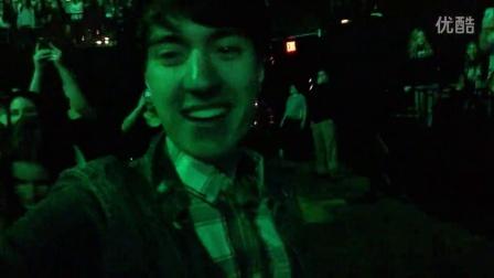 我在賈斯汀比伯音樂會搞笑跳舞Baby (Tim Grant)