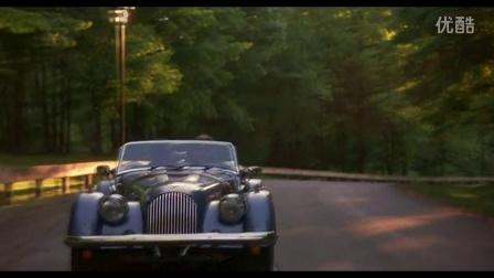 《乡下女孩》中的摩根Roadster
