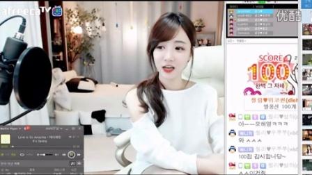 韩国女主播佳林和雪莉~151201