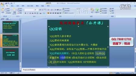 互联网营销培训ppt-餐饮网络推广-网络营销方案模板-悦训H6222F