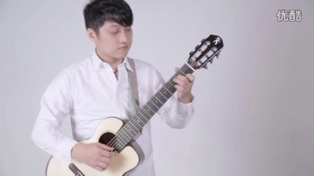 彩虹人MN214飞鸟吉他|舒喆〈窗外的你〉|aNueNue M214 Fly Bird Guitar