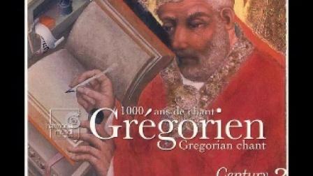 Century 3 -1000 ans de chant Gregorien - La musique ancienne. De l'Antiquité à l