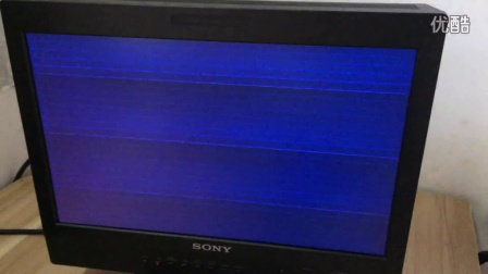 索尼监视器故障