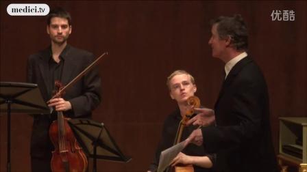 美国茱莉亚音乐学院Harry Bicket公开课