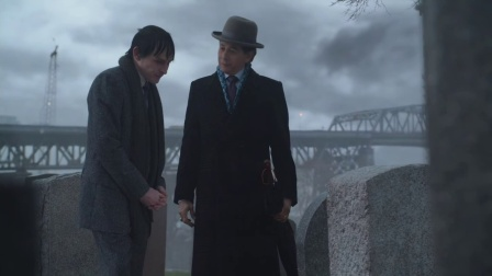 【猴姆独家】企鹅人终于遇到父亲了!《哥谭》第二季第15集首曝片段!
