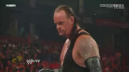 Bret Hart vs. The Undertaker 《 WWE Monday Night RAW 30.08.2010 》 送葬者 布雷特 哈特