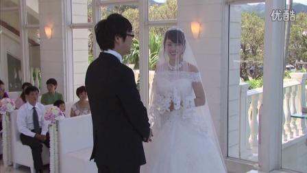 华德培冲绳克拉薇塔婚礼仪式记录视频 2015年6月客人