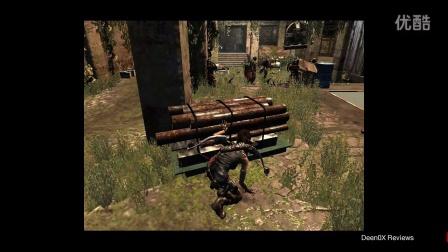 Chuwi Hi12 (Cherrytrail X8300) - Tomb Raider 2013