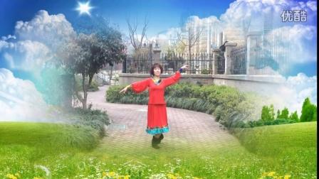 风中的额吉-霍山县医院天使梦之舞广场