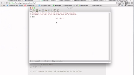 Learn Emacs in 21 Days: day 1