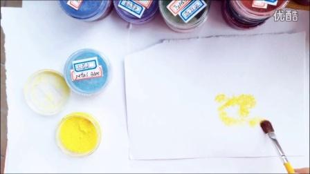 【自制】翻糖花——绣球花制作教程教程