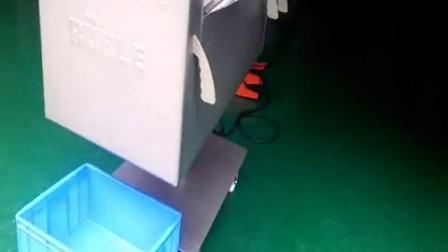 希恩进口冻肉切丁机 牛肉切粒机  德国SR-1冻肉切丁机