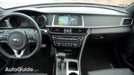 2016款起亚K5 对比试驾大众帕萨特