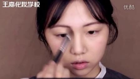 韩式化妆教程 打造春季粉嫩妆容