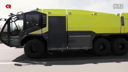 Rosenbauer new PANTHER 卢森堡亚全新美洲豹机场消防车
