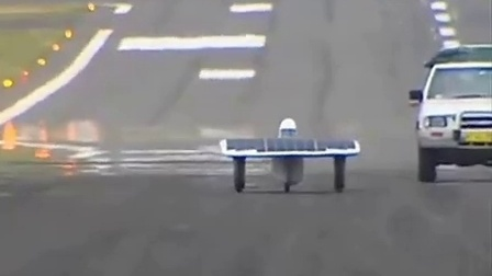 新能源汽车结构与维修 教学视频素材 项目5 其它新能源汽车PPT 太阳能汽车