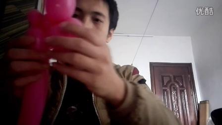 街卖气球搞着玩(十二生肖龙)