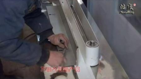 高馒头制作方法 尖馒头制作机器 圆形馒头机配套使用馒头整形机制作高桩馒头