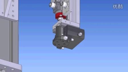 Examples of Electric Linear Actuator and Guide - Esempi di attuatore e guida lin