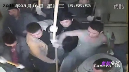 触目惊心!网曝合肥某汽车4S店遭遇上百人打砸