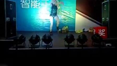 莫涵涵以前的舞蹈演出视频
