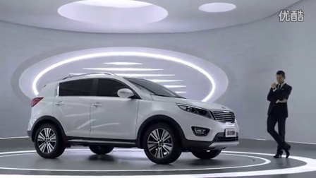 Kia Sportage R 《新智跑》 2015 commercial 《china》