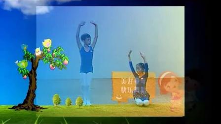 北京舞蹈学院中国舞考级第六级合并文件