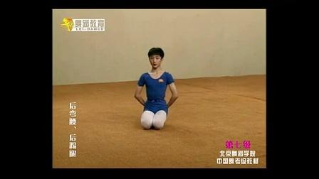 北京舞蹈学院中国舞考级第七级合并文件