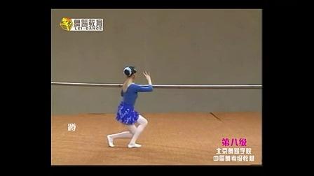 北京舞蹈学院中国舞考级第八级合并文件