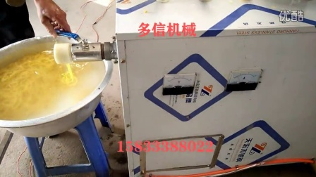 云南昭通市致富小型玉米面食机,玉米面条机图片 玉米面条机视频 冷面机