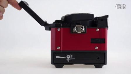 韩国一诺IFS-15光纤熔接机操作说明——调整显示器角度
