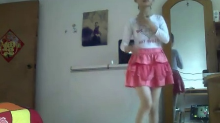 12岁女儿==悰悰的自由舞【在心里从此有个你dj】—在线播放—优酷网,视频高清在线观看 (1)