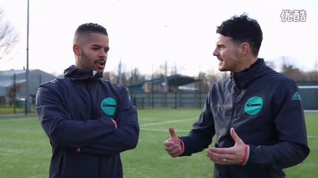 Nacer Chadli shows F2Freestylers his Tekkers!