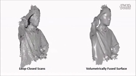 3D Scanning Deformable Objects with a Single RGBD Sensor