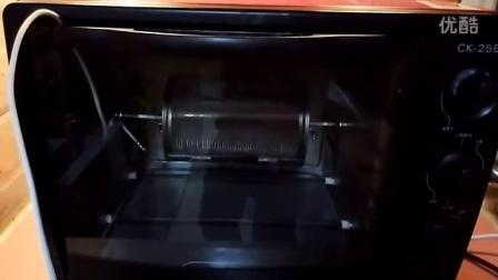 改进版烤箱正式烘焙咖啡豆视频