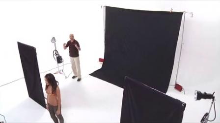 摄影工作室灯光布光要点人像摄影教程_3