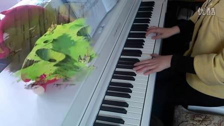 钢琴 天空之城 久石让_tan8.com