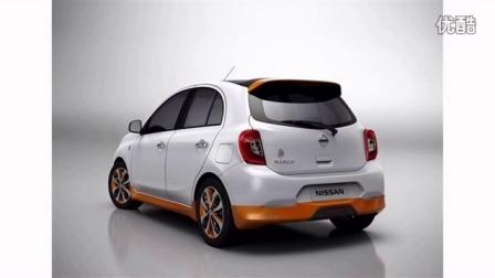 2016 Nissan Micra外观配色展示