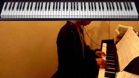 文文谈钢琴 杨幂、黄晓明主演_tan8.com