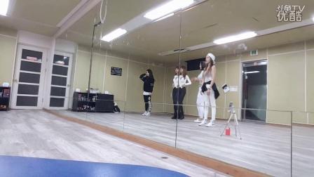 韩国美女主播 徐珍儿 Seo Jin A BunnyTV直播 2016.03.24 户外 Part01