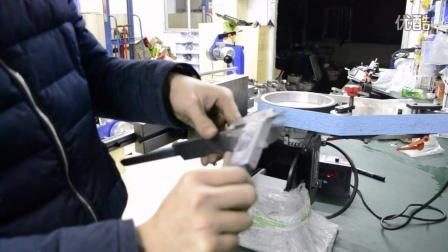 四季砂带机平面磨床附件使用说明